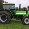 DEUTZ DX160 Tractor For Sale with FWA
