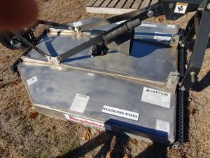 King Kutter 40HP Flex Hitch Stainless 5 ft Slasher (NEW) Built in the USA