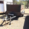 10 x 5 Tandem Trailer including Sheep Stock Crate