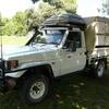 Toyota 4WD 1997 4.2Lt Diesel Ute / Motorhome For Sale