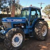 TW-5 Ford 4WD Tractor - 118hp