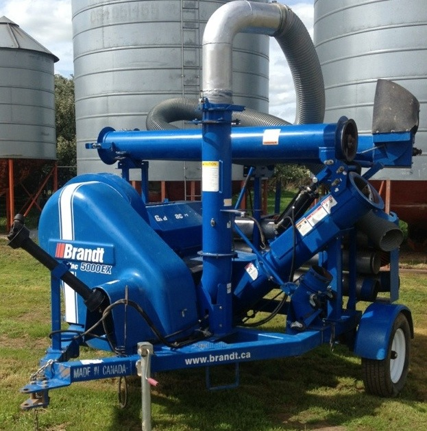 Brandt 5000EX Grain Vac For Sale