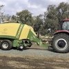 Hay Contracting Work Wanted