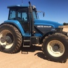 Ford Genesis 8970 Tractor