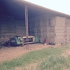 Wheaten Straw Windrowed 8x4x3 140 x 380 KG Approx Bales & Shedded. - Hay & Fodder