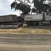 Freightliner Tipper & Trailer