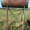 Fuel Tank 3 x 3ft Round x 6ft Long