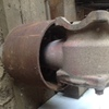 Belt pully for TA20 Ferguson tractor