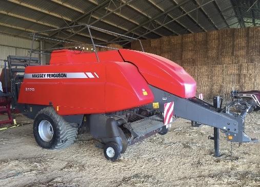 2009 massey ferguson 2170 large square baler machinery amp rh farmtender com au 2170 vs 18650 2170 Cell