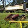 Under Auction - 1982 Borcat Semi Tipper - 2% + GST Buyers Premium On All Lots