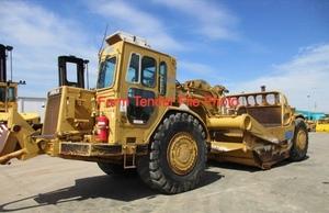 Wanted Caterpillar 627B twin power scraper good working condition