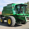 Contract Harvesting available - South west region John Deere CTS with 30ft flex front