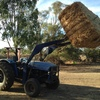 Leyland 255 Front End Loader and Bucket For Sale