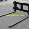 Pallet / Container Forks Wanted To Fit CAT Loader - Volvo Hitch