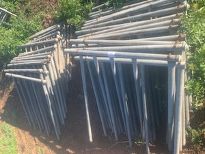 Under Auction - Sheep Yard Panel Parts - 2% + GST Buyers Premium On All Lots