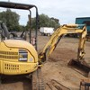 Komatsu 2 ton Long Reach Low Excavator Hours