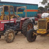 Selection of Pump Tractors