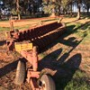 International 18 disc one way plough