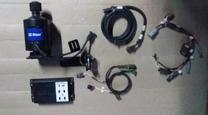 Trimble CFX 750 ( FM750 ) with EZY Steer