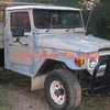 WANTED Toyota Land Cruiser