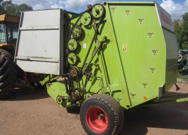 claas rollant 66 round baler machinery amp equipment hay and rh farmtender com au Claas 46 Baler Claas 46 Baler