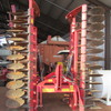 6.5m Lely Multidisc. Year built is 2014 in excellent condition