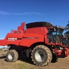 2015 7140 Case IH Combine with 40ft MacDon Front ##PRICE REDUCED##