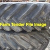 Tyres -Outer Duel Or Inner 20.8 x 42 Tyre & Rim x 2