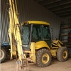 2003 New Holland 4WD Backhoe LB 115