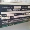 2006 Isuzu NPR200 Truck and Crate
