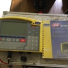 Prattley 3 way weigh and drafting box with TruTest XR3000 Screen and EID Gallagher Tag Reader