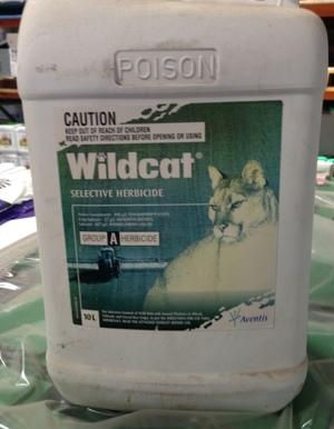 10L Wildcat Herbicide