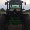 John Deere 6155R tractor