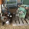 Irrigation motors. Rusten / Chinese 4 cylinder