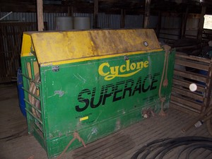 Cyclone superace Jetting unit