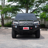 MCC 4x4 707-02 steel bull bar with underplate suit hilux revo 2016-on