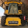 New Holland CR8.90 2016 Model Macdon Front with Midwest Trailer