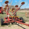 Vicon 6 wheel Rake
