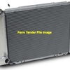 Radiator to Suit Mazda T4100 Truck