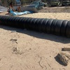 Rubber Tyre Roller 15 Feet
