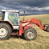 Massey Ferguson 3070 Tractor with Front End Loader