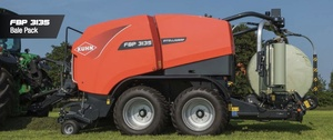 KUHN introduces new Bale and Wrap Technology