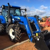 New Holland T6.150 Tractor with FEL - Only 200 Demo Hours