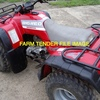 WANTED Honda 300 Big Red Quad Bike