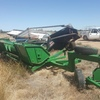 Canola pick up front and trailer suit John Deere