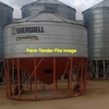 Fertilizer Field Bin