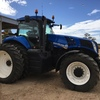 New Tolland T8 300 Tractor