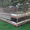 18ft  Double Deck Stock Crate.
