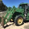 John Deere 6310 Tractor with FEL