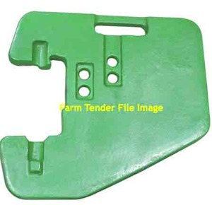 Suitcase weights for a John Deere 6175 Tractor